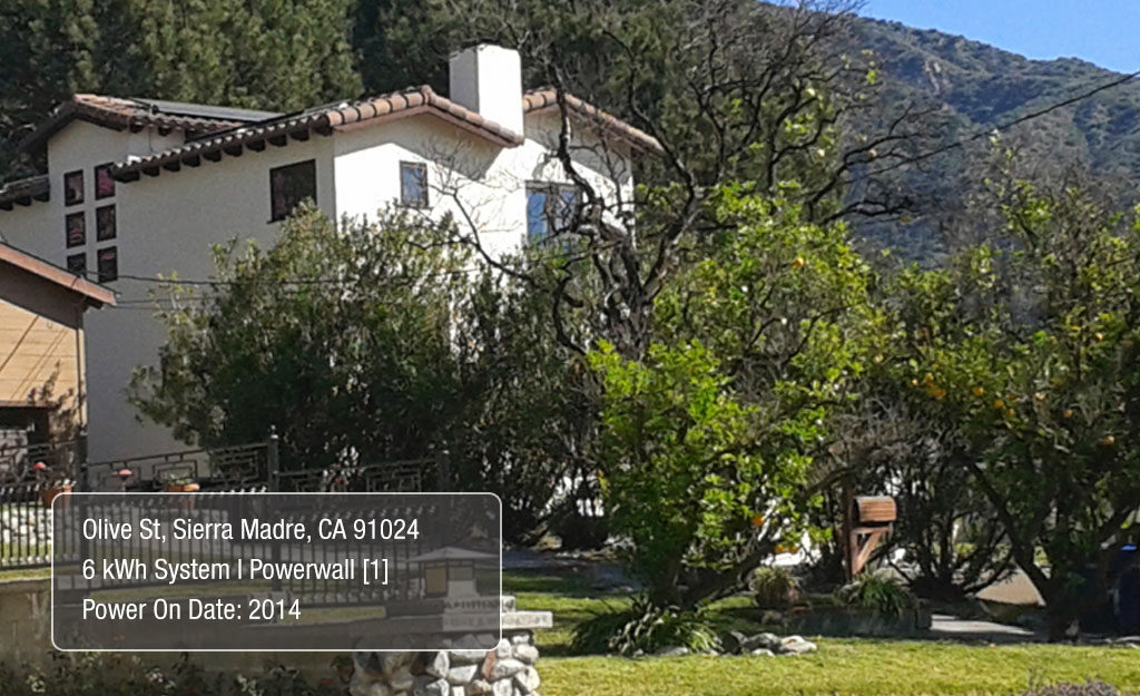 Olive St Sierra Madre